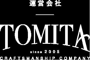 運営会社のTOMITA株式会社